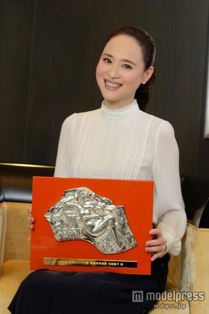 松田聖子、「日本レコード大賞」生出演決定「本当に幸せ」 ヒット曲メドレーを披露