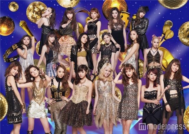 E-girls CDTVのニュース画像