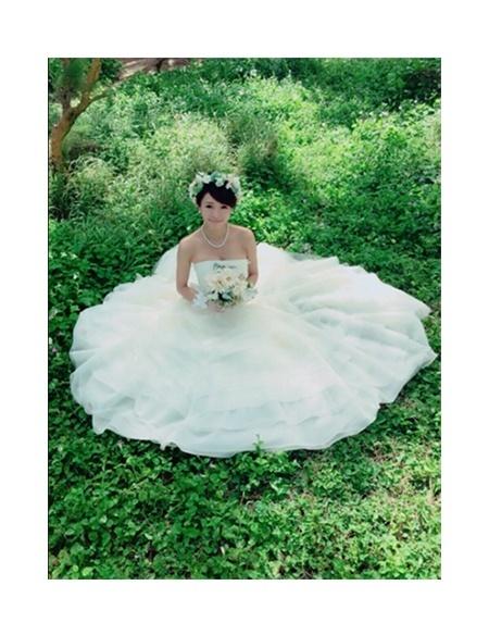 釈由美子、ハワイでのウエディングフォトを初披露 美貌&幸せオーラに反響