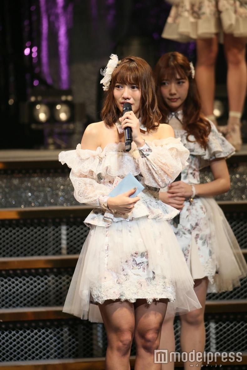 高城亜樹、最速昇格&JKT48移籍…波乱のAKB48人生 涙の卒業コンサート<メッセージ全文>