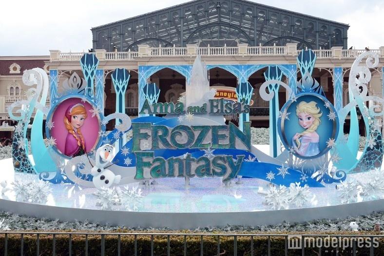 ディズニー、「アナ雪」の世界に入り込もう!新しくなったイベントの楽しみ方は?<写真特集>