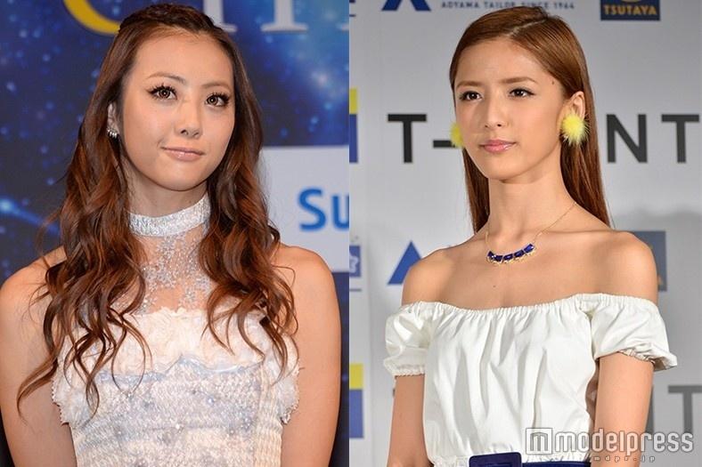 E-girls藤井萩花&Shizuka、美の秘訣を明かす