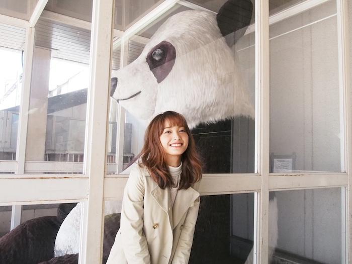 「レイ散歩」文化の街、上野でまさかの超人気者と遭遇〜!?