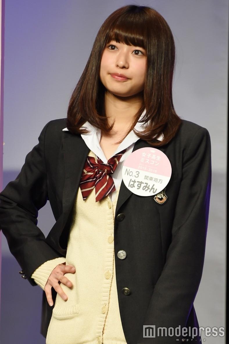 日本一かわいい女子高生「ファッション賞」の美女を直撃!<一問一答