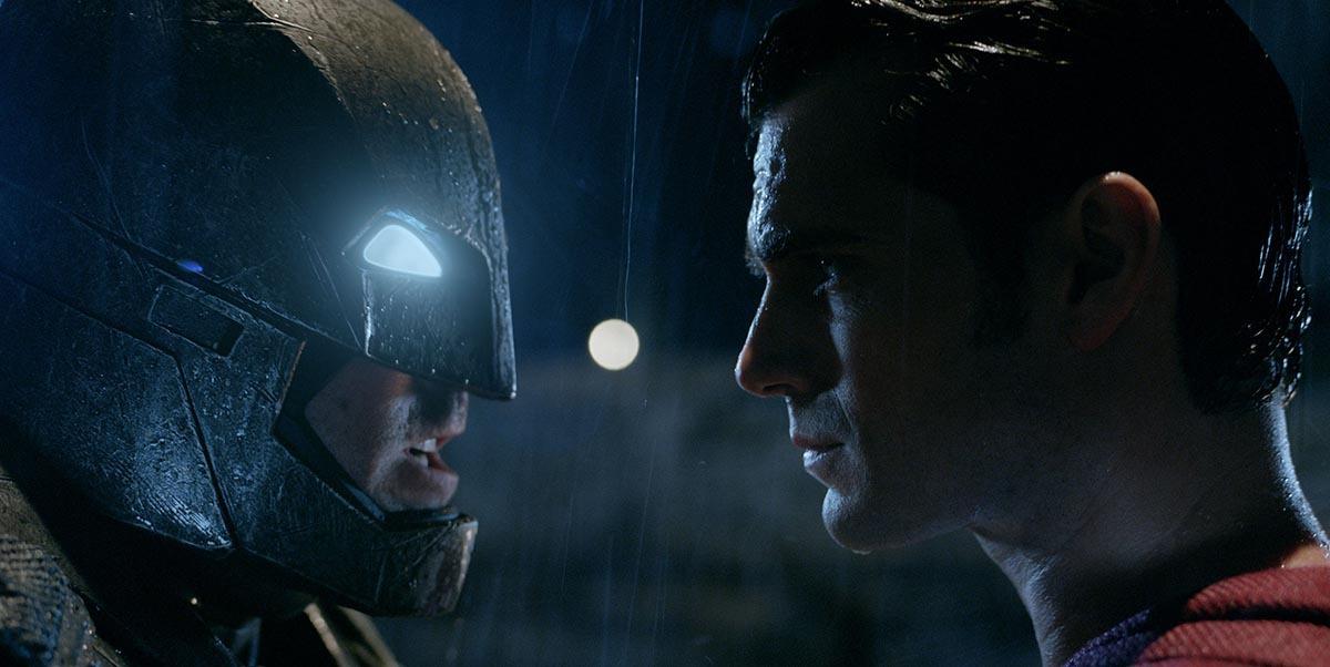 全米興収レポート(3/25〜3/27付)、『バットマンvsスーパーマン』が驚異的な興行成績を叩き出す!