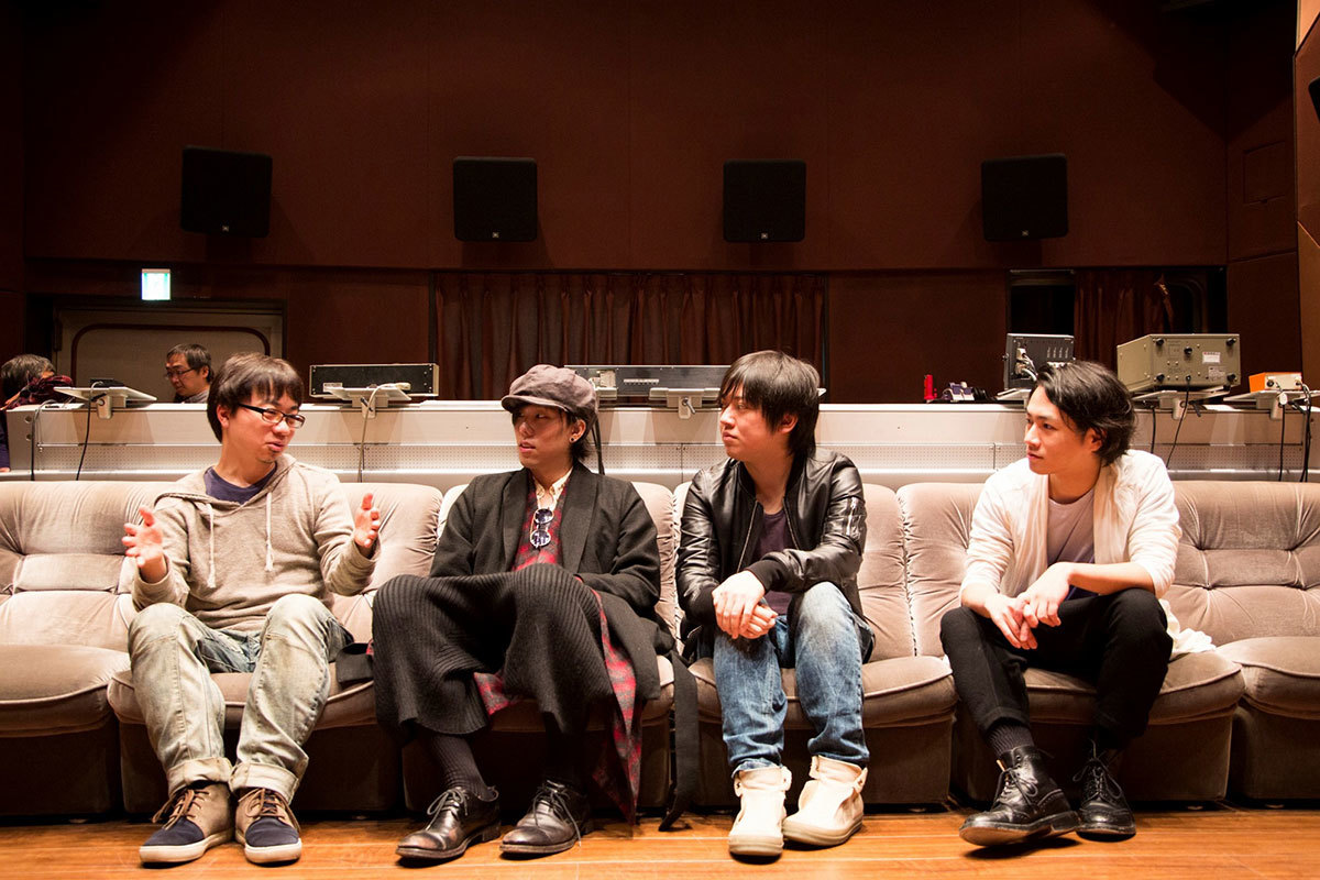 RADWIMPS、新海誠監督『君の名は。』全劇中楽曲を担当―新曲も解禁