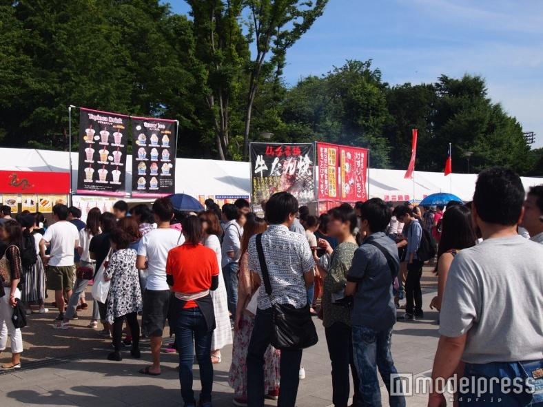 """美味しい台湾フード集結""""台湾フェス"""" かわいいアジアン雑貨も見逃せない!"""