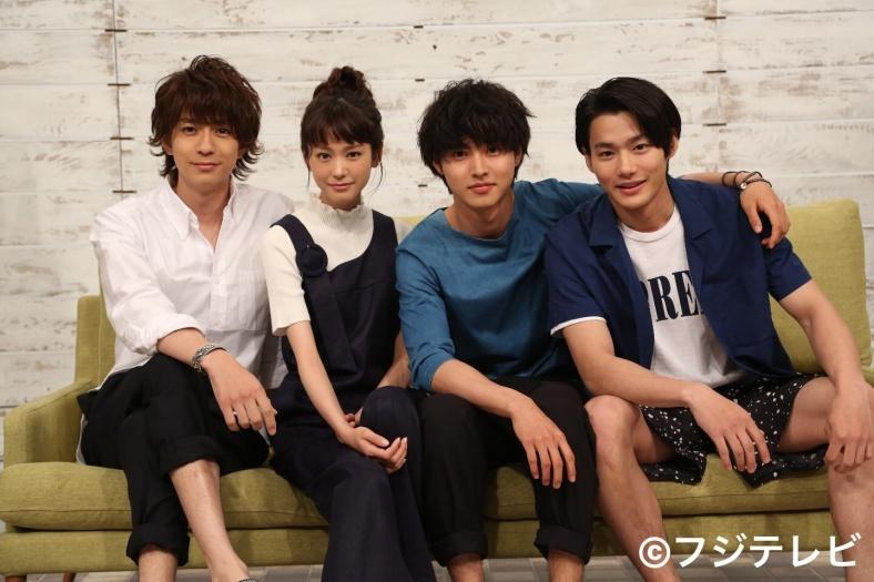 野村周平、桐谷美玲も「超可愛い」と絶賛の末っ子役に 「恋仲」以来の月9<役柄・コメント>