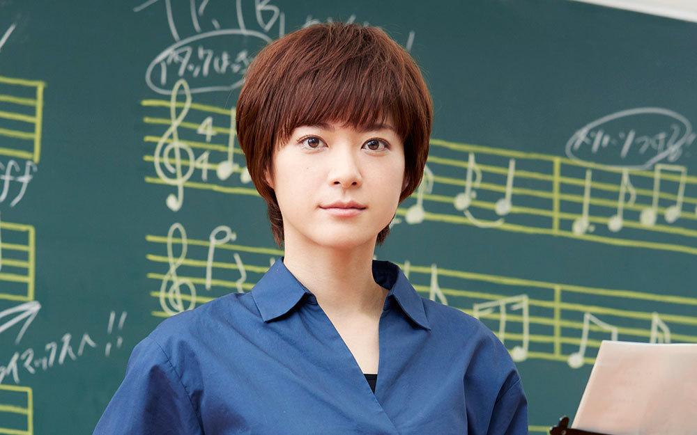上野樹里が女教師役でタクトを振る!映画『青空エール』