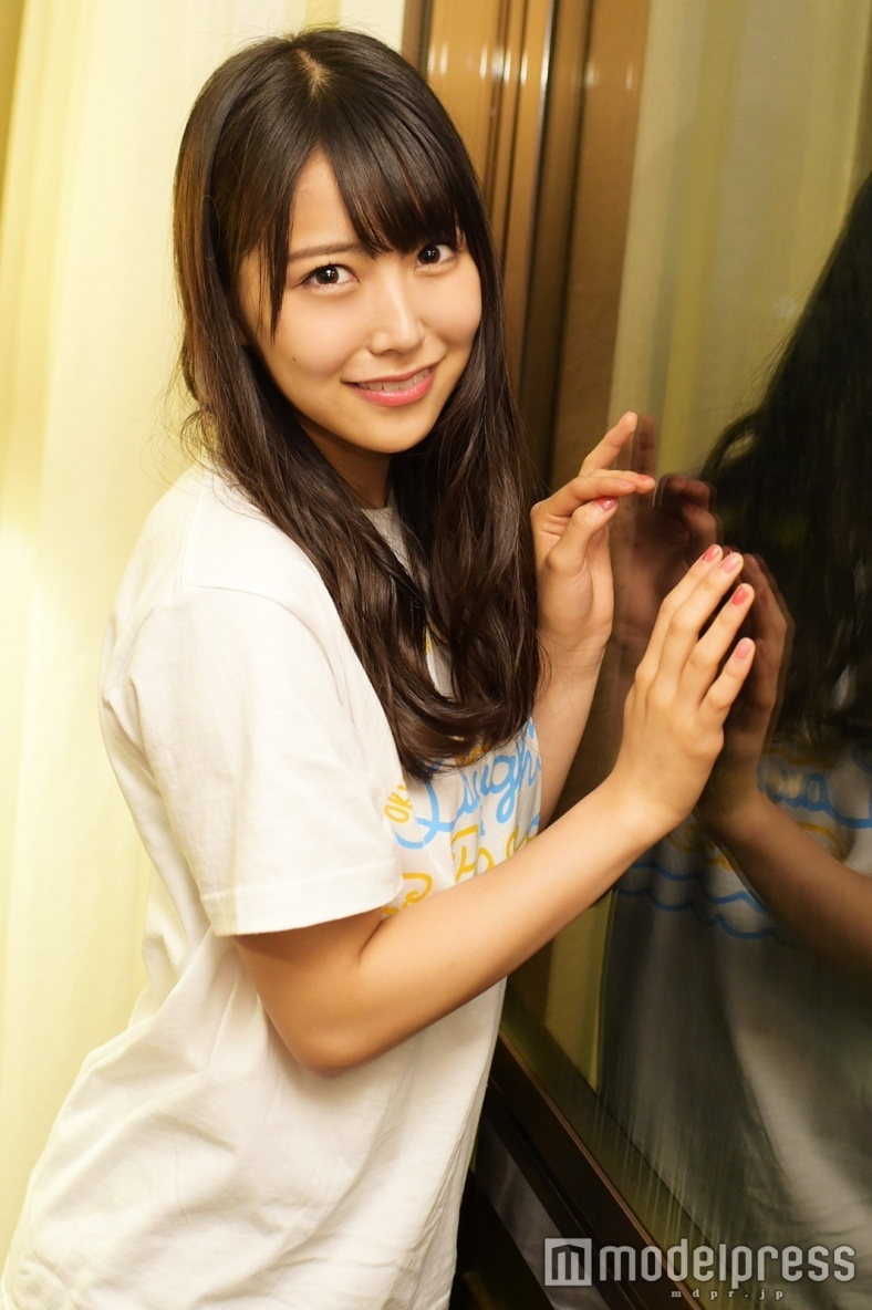NMB48の愛されキャラ白間美瑠、今夏の水着は何買った?ファッション・メイク・ネイル・ヘアスタイル…可愛いの秘訣も知りたい!