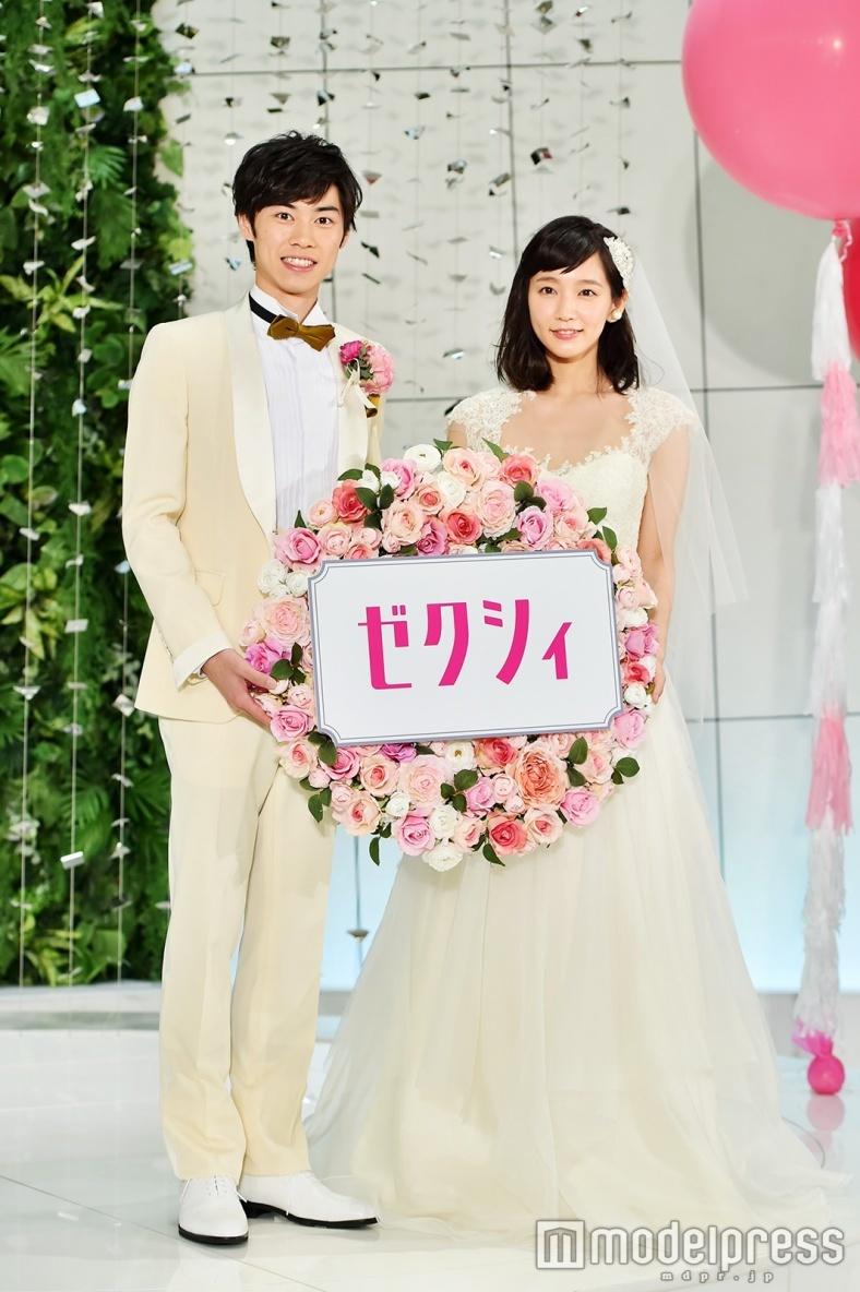 「ゼクシィ」新CM出演の吉岡里穂×戸塚純貴に続々注目「美男美女」「羨ましい」
