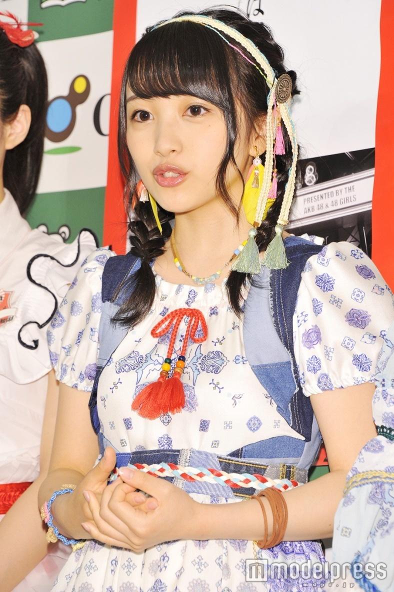 AKB48新センター・向井地美音「信じられない」大役抜てきへの本音と決意