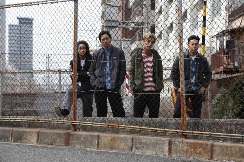 EXILE TRIBE「HiGH&LOW Season2」<第7話あらすじ>