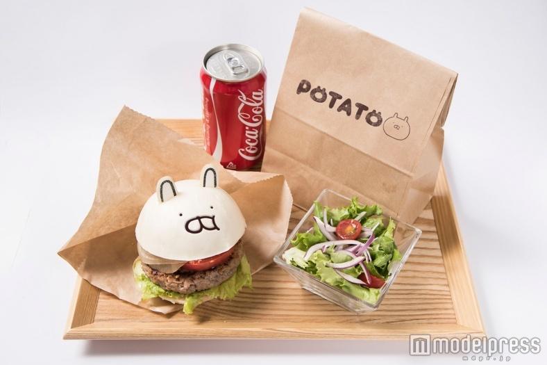 「うさまるカフェ」東京・大阪・福岡・名古屋の4都市にオープン