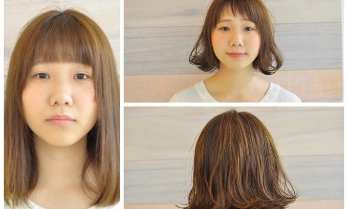 女性は髪型で変わる!劇的ビフォーアフター【今日はあなたがシンデレラ
