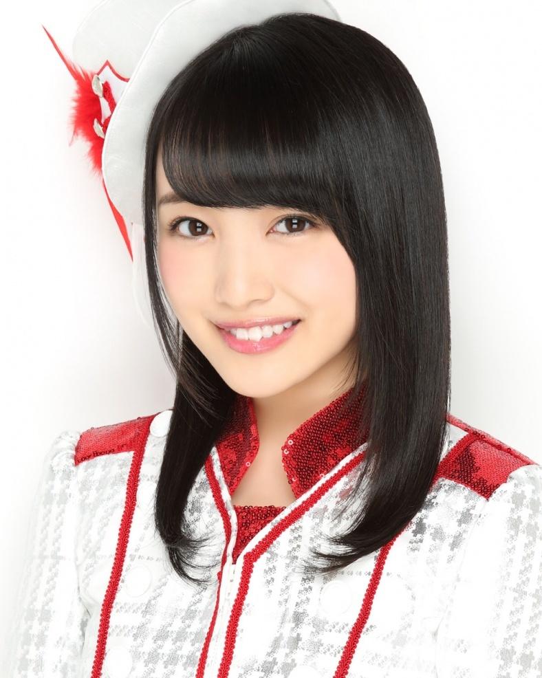 向井地美音、初の選抜入り「センターを一度きりで終わらせるつもりはない」<第8回AKB48選抜総選挙>