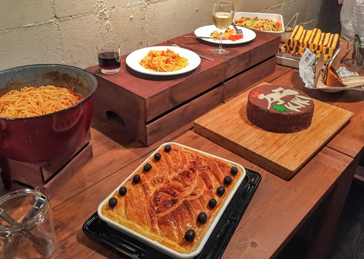 かわいい!すごい!ジブリの料理を食べれるイベント『映画の食事会』