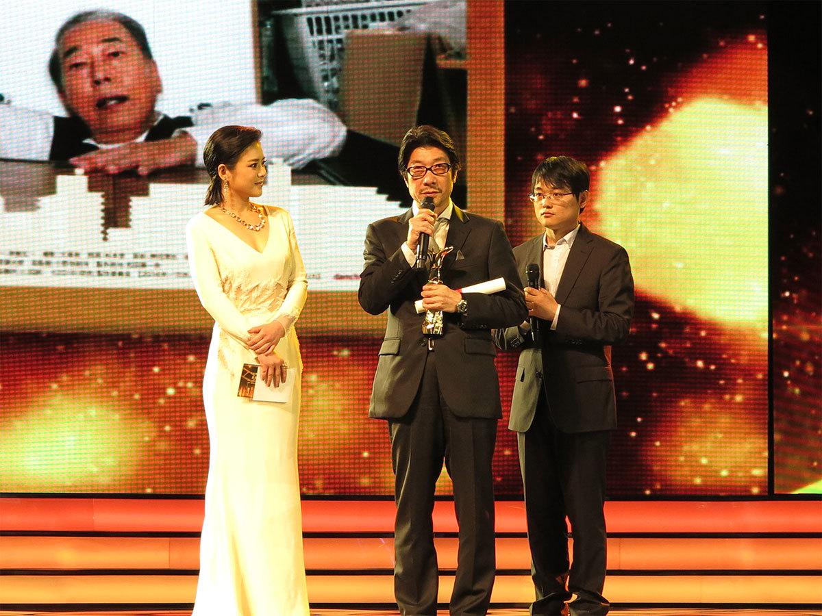 日本人女優では初の快挙!映画『団地』上海国際映画祭で最優秀女優賞