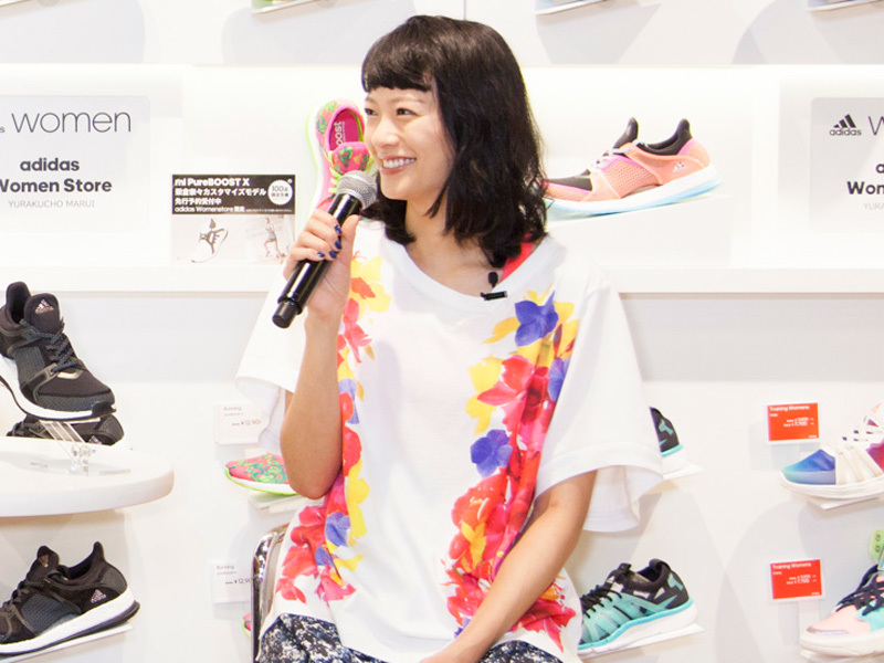 adidas かわいい 服のニュース画像