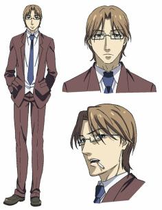夏アニメ『 タブー・タトゥー 』PV第2弾が解禁。 追加キャストに杉田智和さん