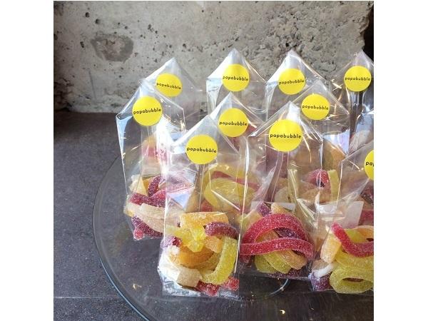 """今話題の""""日本一おもしろいお菓子やさん""""から夏にぴったりな5つのフルーティハードグミが新登場!"""