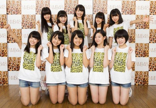 NMB48に姉妹メンバー誕生 上西恵&山田菜々の妹加入