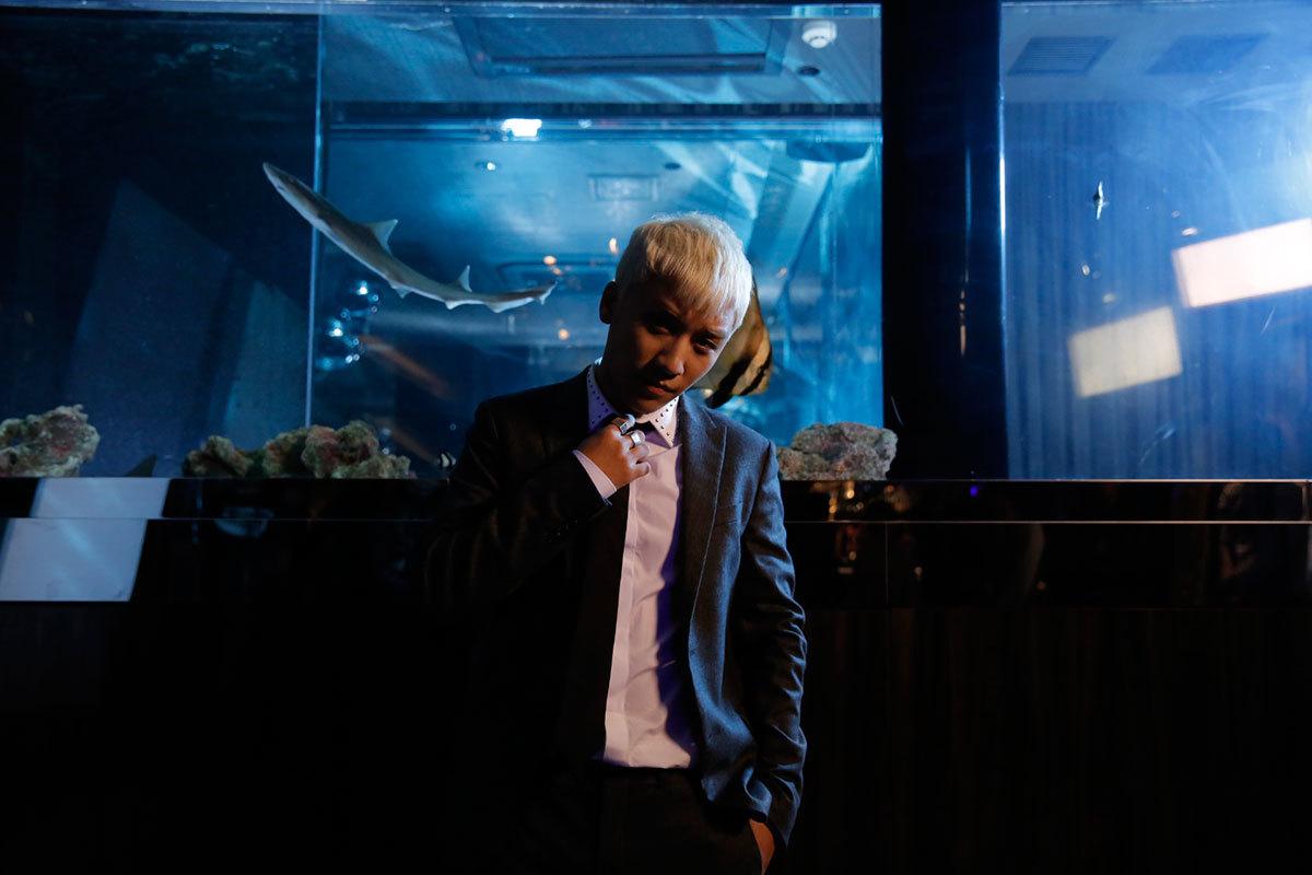 "BIGBANG・V.Iが魅せる""冷酷で残忍な表情"""