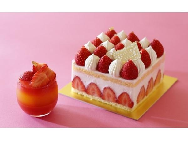 甘みがギュッ!資生堂パーラーで味わう夏いちご「恋姫」をふんだんに使ったスイーツでお姫さま気分♡