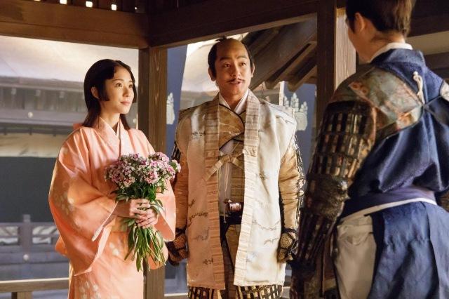 【真田丸】信繁の正室役の松岡茉優、堺雅人から主演俳優の何たるかを学ぶ
