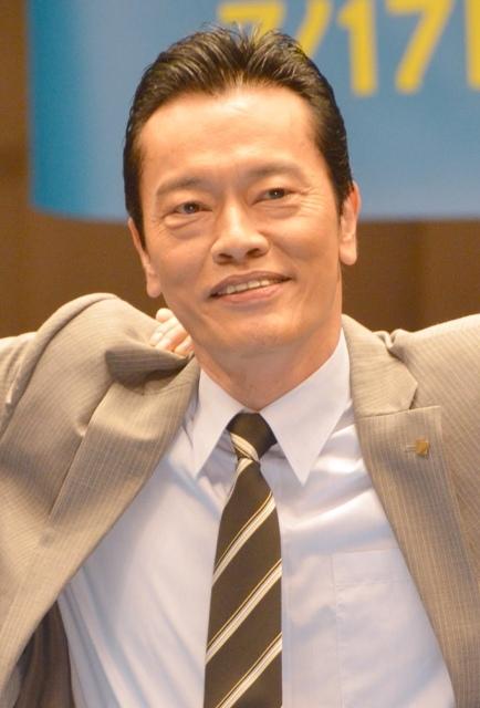 遠藤憲一、Hey!Say!中島の演技で涙 つまらなかったら「引退する」