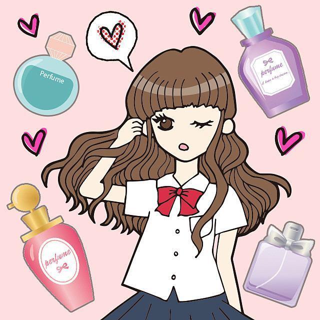 JKでもオトナ女子の仲間入り♡素敵な香水で差をつけちゃおう!