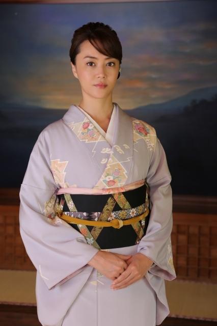 観月ありさ、25年連続連ドラ主演 NHK『隠れ菊』