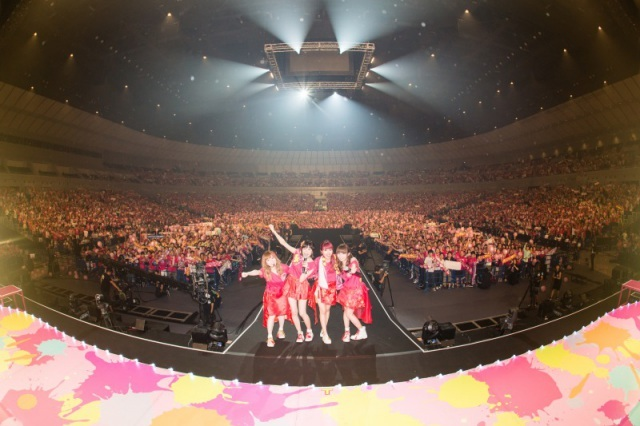サイサイ、決意から4年…初の横アリ単独公演実現 年末の東名阪ツアーも発表