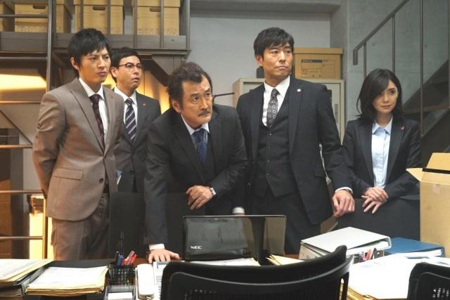 『刑事7人』紅一点の倉科カナ、「男子っていつまでも中学生みたい」
