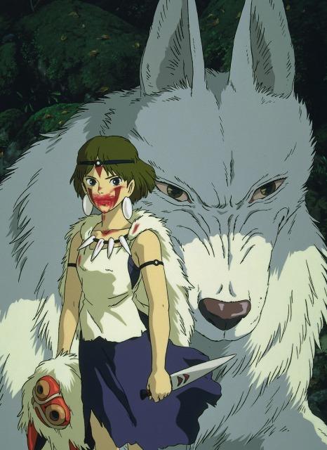『もののけ姫』&『コクリコ坂から』2週連続『金曜ロードSHOW!』で放送