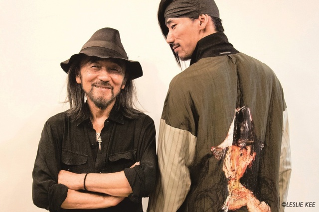 EXILE/三代目JSB・小林直己、パリコレへの挑戦に密着 山本耀司とも対談