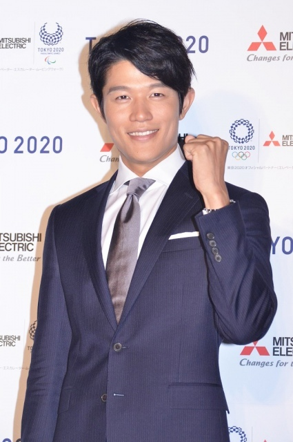 鈴木亮平、体操選手の筋肉美賞賛「男としてかっこいい」
