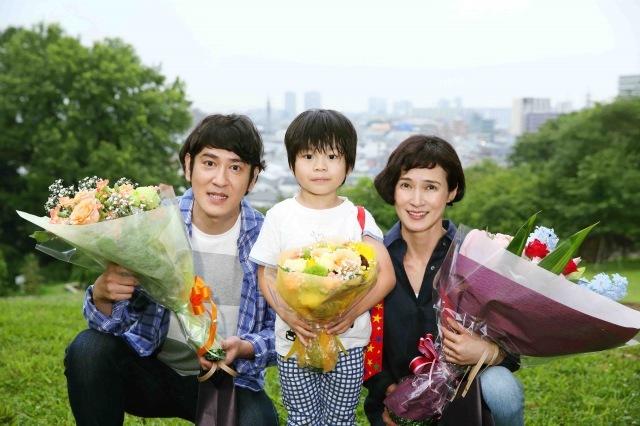 安田成美、主演ドラマクランクアップに感激「心からよかった」