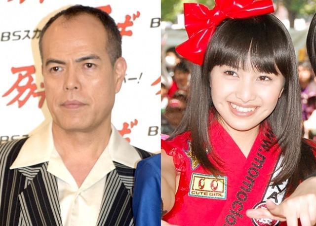 朝ドラ『べっぴんさん』ももクロ百田の結婚相手は田中要次 実年齢は30歳差