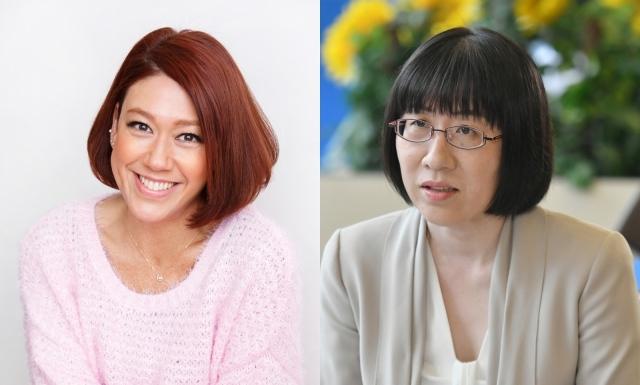 LiLiCo、ベストセラー作家役を熱演 武井咲主演ドラマにゲスト出演
