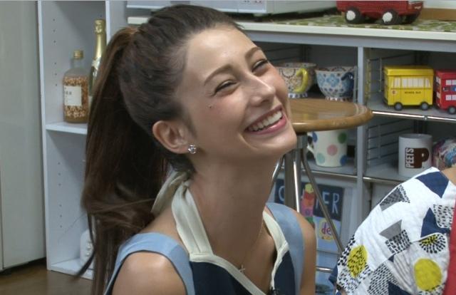 ダレノガレ明美、商社マン恋人と同棲開始 手料理振る舞いラブラブアピール