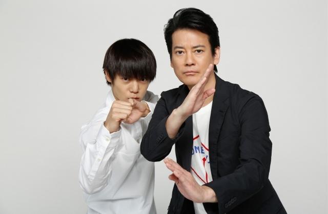 唐沢寿明、窪田正孝とのタッグ再び!『とと姉ちゃん』後初の連ドラ出演