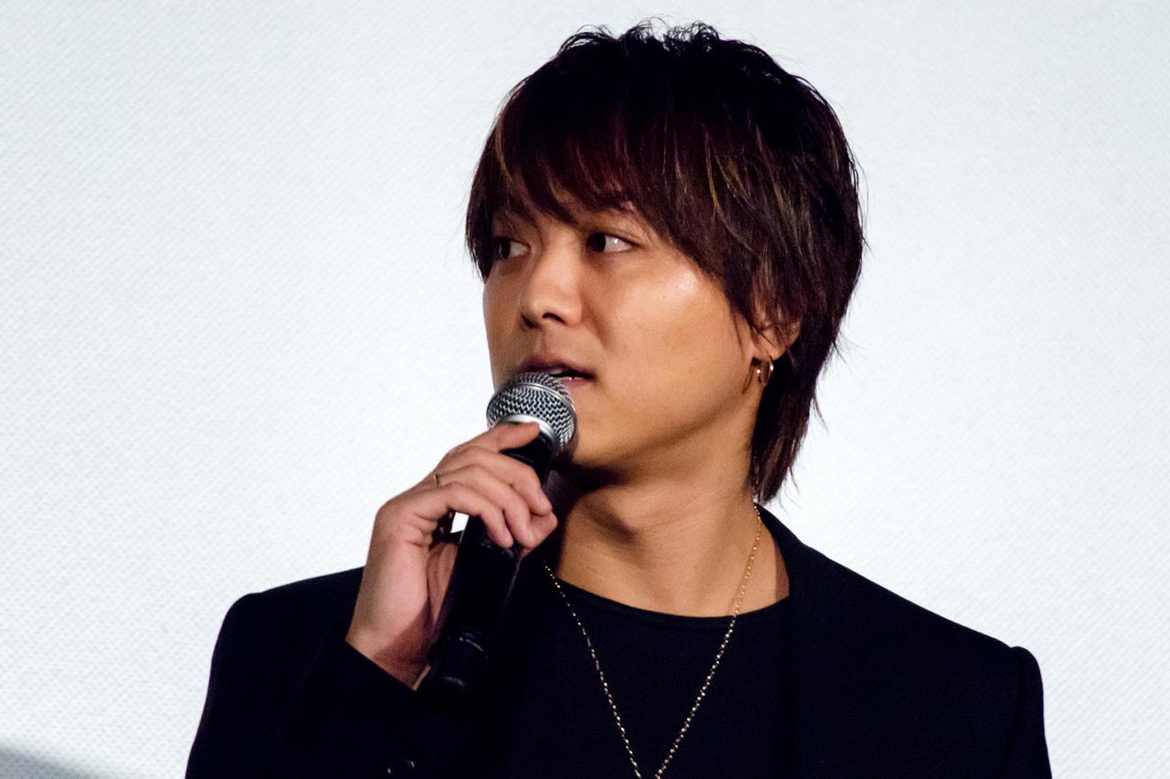 TAKAHIRO「マヌケとスケベが止まらない」『HiGH&LOW THE MOVIE』大ヒット舞台挨拶