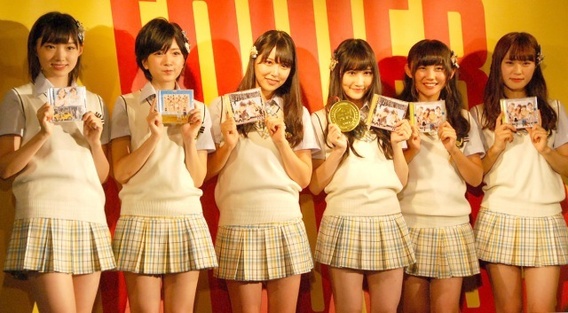 NMB48、さや姉不在イベント盛況 薮下柊「勇気が出ました」
