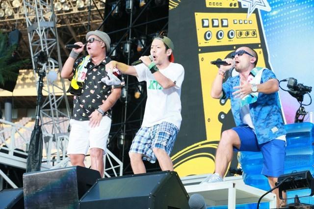 ケツメイシ、日産スタジアムで15周年ライブ開催 ヒット曲連発に7万人熱狂