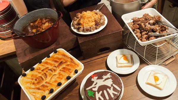 """女子限定でジブリ飯「映画の食事会」!キキのケーキは""""夏のガトーショコラ""""!美味しい秘訣とレシピも披露!"""