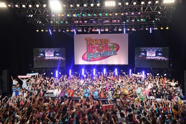 "AKB、欅坂、矢口&辻も出演、アイドルフェス""TIF""が3日間で過去最多動員"