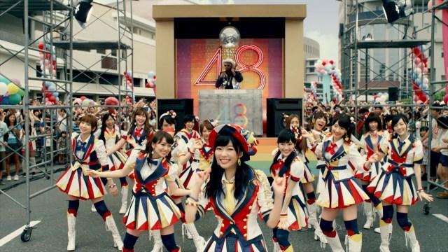 AKB48「恋チュン」MV視聴回数が1億回突破 指原莉乃も感激「ずっと歌っていきたい曲」