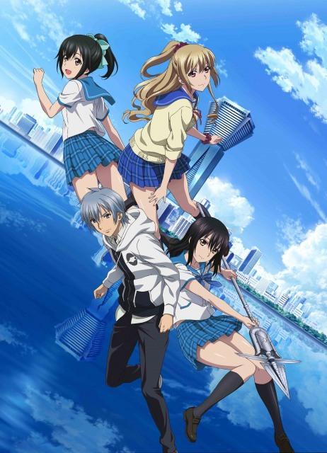 『ストライク・ザ・ブラッド』OVAシリーズ第2期始動