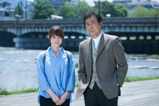 『おみやさんSP』渡瀬恒彦&貫地谷しほりのコンビで第2弾 10月放送決定